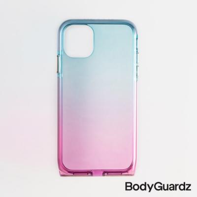 美國 BodyGuardz iPhone 11 Harmony 和諧曲線軍規殼 - 糖果粉
