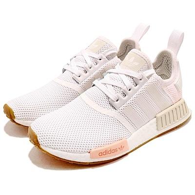 adidas 慢跑鞋 NMD_R1 低筒 運動 女鞋