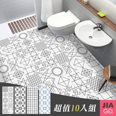 JIAGO 防水耐磨DIY地板貼牆壁貼