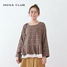 【MOSS CLUB】MIT台灣製格紋-襯衫(二色)