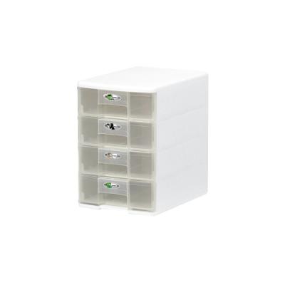 樹德 livinbox 魔法收納力A4玲瓏盒1入 PC-1104
