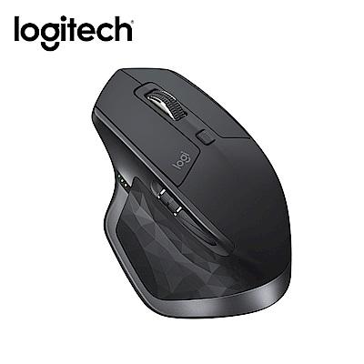 羅技 MX Master 2S 無線滑鼠-黑色