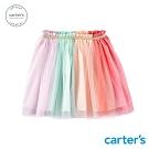 Carter's台灣總代理 粉色系漸層紗裙