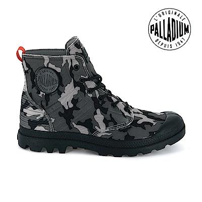 Palladium PAMPA AMPHIBIAN CAMO軍靴-男-迷彩