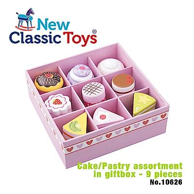 【荷蘭New Classic Toys】甜心蛋糕禮盒 -  10626