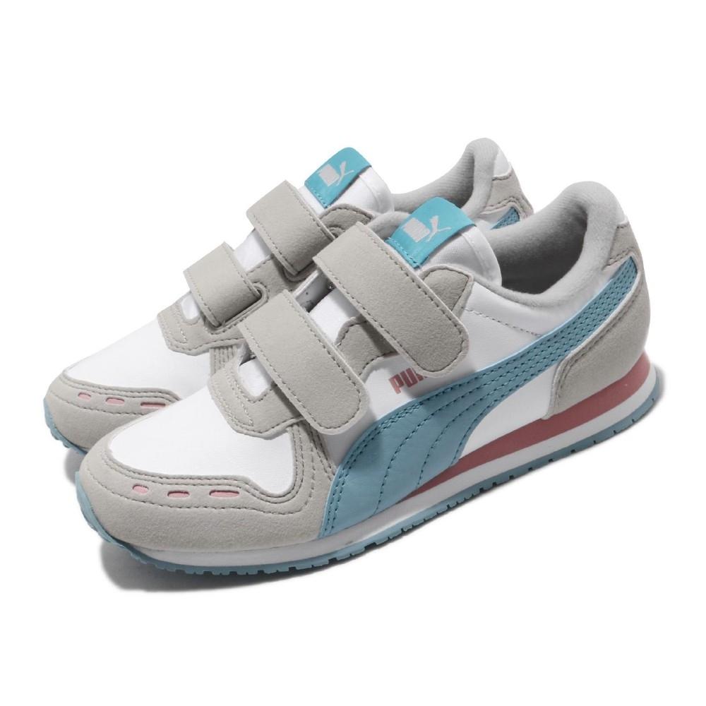 Puma 慢跑鞋 Cabana Racer SL 童鞋