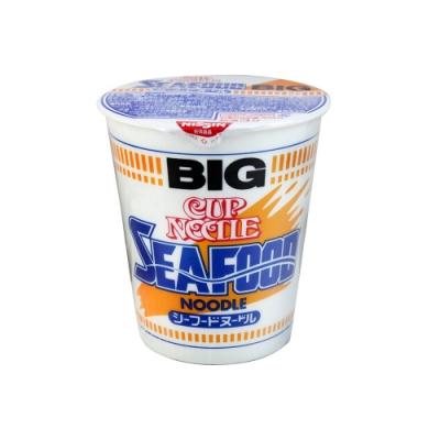 日清食品 海鮮杯麵[大杯](104g)