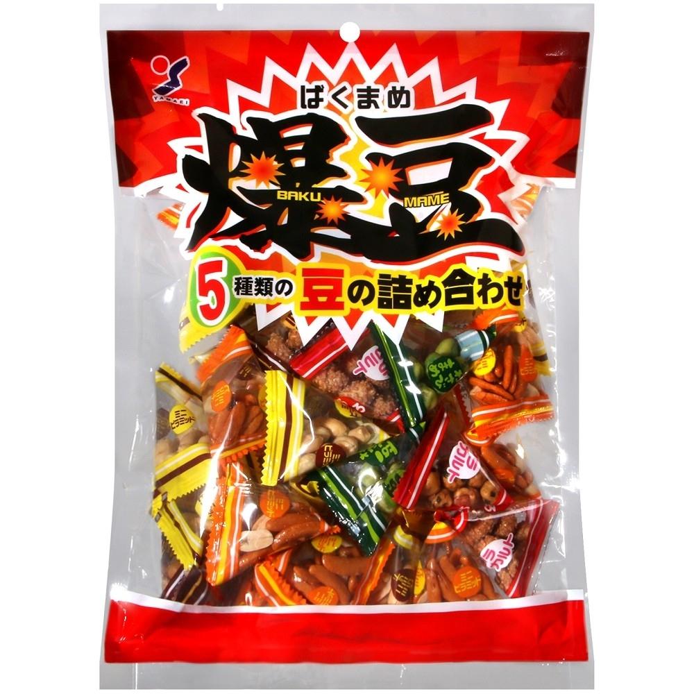 山榮 爆豆綜合豆果子(270g)