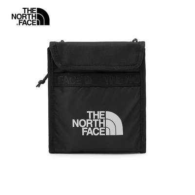 The North Face BOZER NECK POUCH 男女 側背包 黑-NF0A52RZJK3