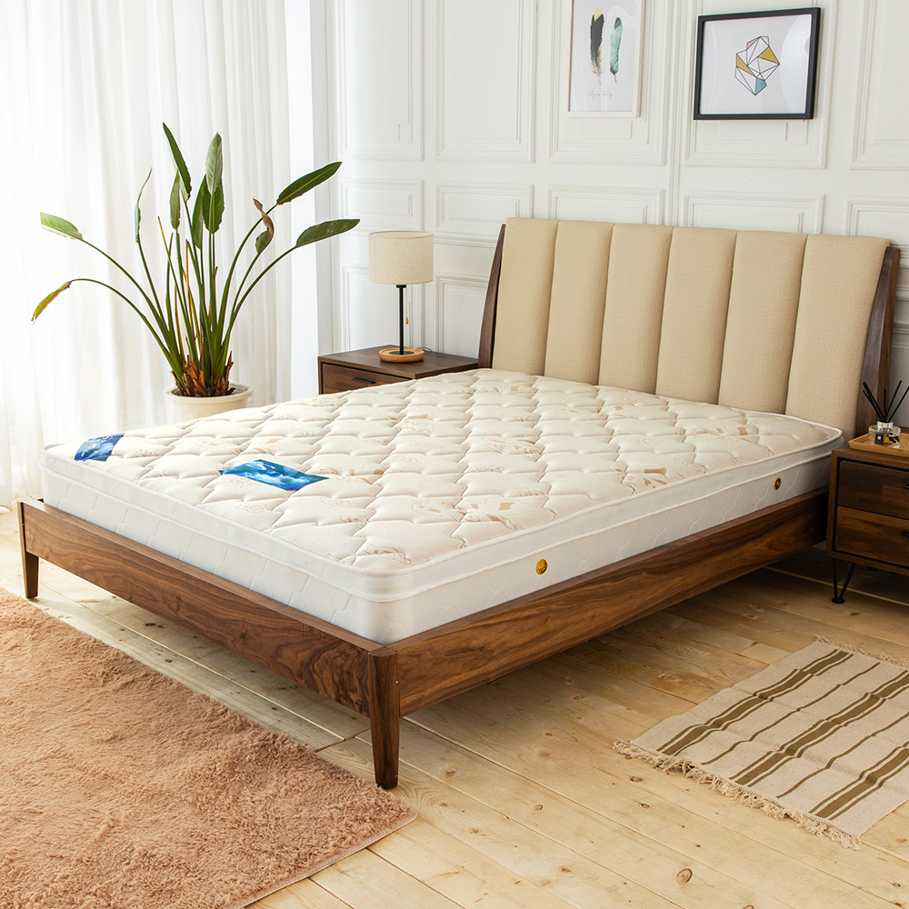時尚屋 麥爾肯硬式三線3.5尺加大單人獨立筒彈簧床墊 @ Y!購物