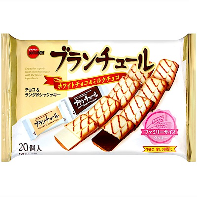 BourBon北日本 Blanchul巧克力風味餅(156g)