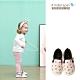 Kinderspel 輕柔細緻.郊遊趣休閒學步鞋(粉紅豹紋)(15cm) product thumbnail 1