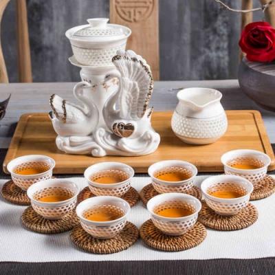 Pure 永結同心茶具11件組