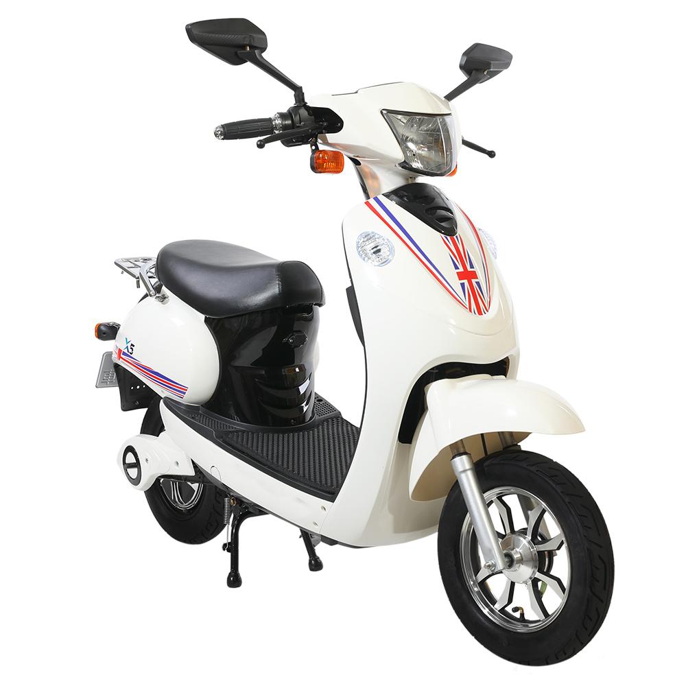 【e路通】EA-EX5 9古錐 圓潤線條 48V鉛酸 LED燈 電動車 (電動自行車)