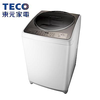 TECO東元 16KG 變頻直立式洗衣機 W1698TXW