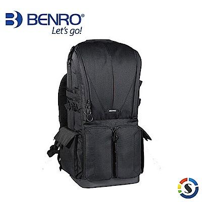 BENRO百諾 FALCON 400 獵鷹系列雙肩攝影背包(黑色款)