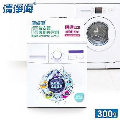 清淨海 槽洗淨-洗衣槽專用去污劑 300g