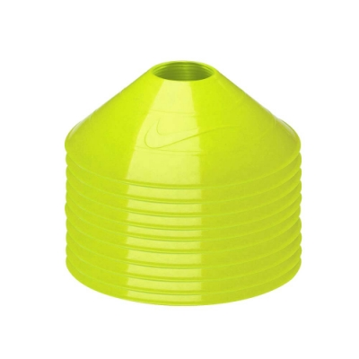 NIKE 碟形訓練用具 螢光黃
