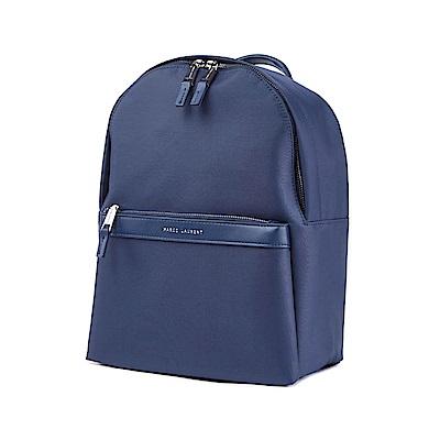 MARCO LAURENT Lissome 輕盈尼龍後背包(大) - 藍色