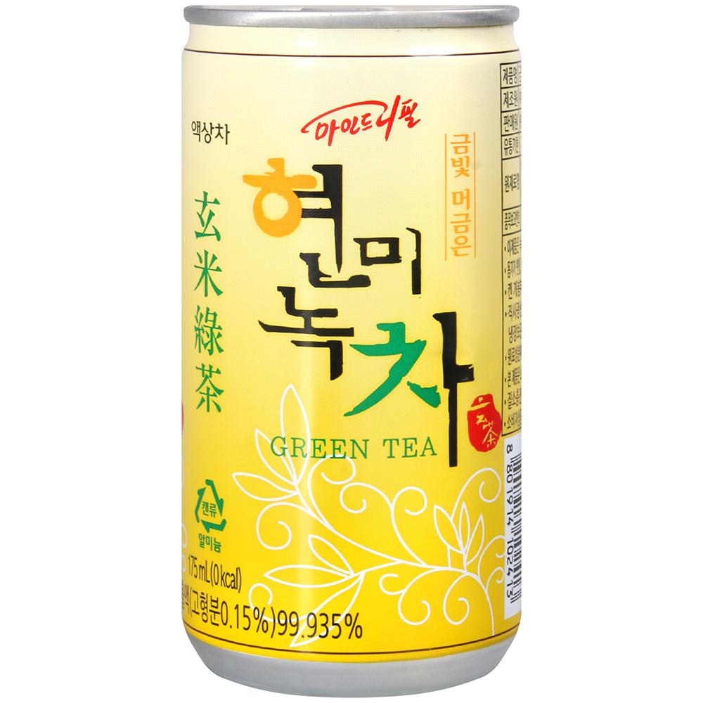 KUMNONG 玄米綠茶(175ml)