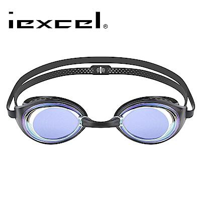 iexcel 蜂巢式電鍍專業光學度數泳鏡 VX-946