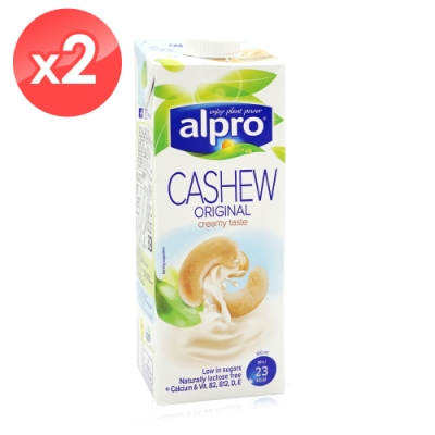 【ALPRO】原味腰果奶 (1公升*2瓶)