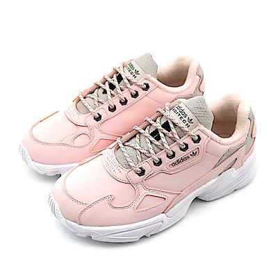 ADIDAS FALCON 女 休閒鞋 粉-FV4660