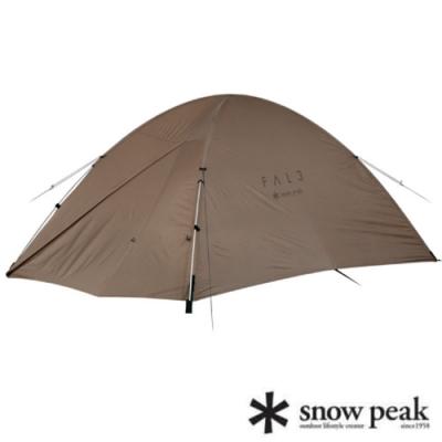 Snow Peak FAL 3登山帳 Pro.air