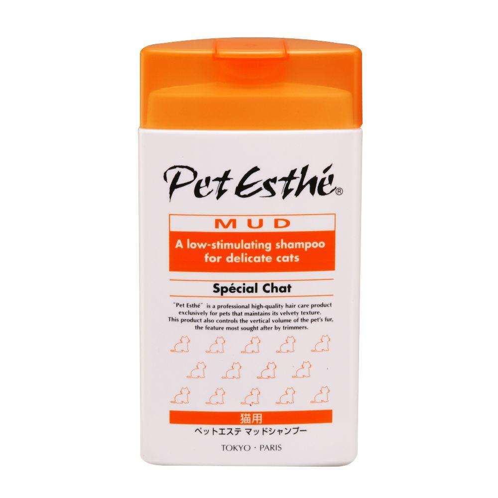 貝特愛思 Pet Esthé® Mud深海泥洗劑 貓咪專用 350ml