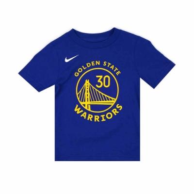 NIKE 幼兒 NBA短袖T恤 勇士隊 Stephen Curry
