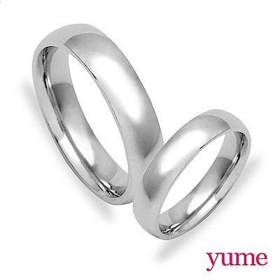 YUME 簡單愛情侶對戒