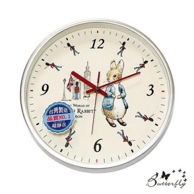 Peter Rabbit彼得兔-比得兔原廠授權英倫風時鐘