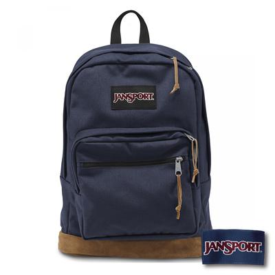 JanSport -RIGHT PACK系列後背包 -深藍