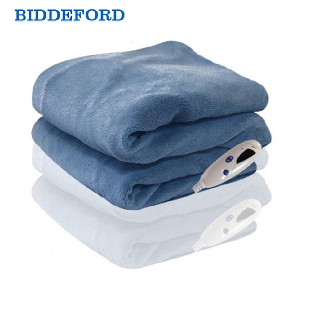 BIDDEFORD 智慧型安全蓋式電熱毯 OTD-T-B/V