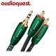 美國 Audioquest Evergreen 訊號線 (3.5mm-RCA) - 2M product thumbnail 1