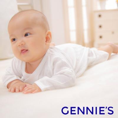 Gennies奇妮-原棉寶寶蝴蝶衣0-3/3-6(BE71)