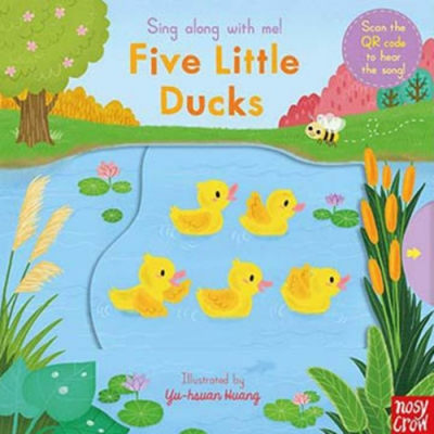 Sing Along With Me! Five Little Ducks (英國版)