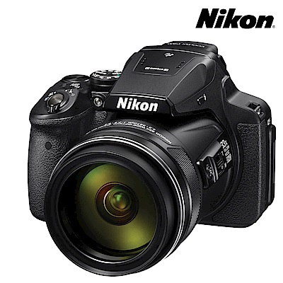 Nikon COOLPIX P900 83倍光學變焦 類單眼相機(公司貨)