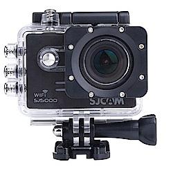 [超值原廠雙電組] SJCAM SJ5000 Wifi 防水型運動攝影機 (公司貨)