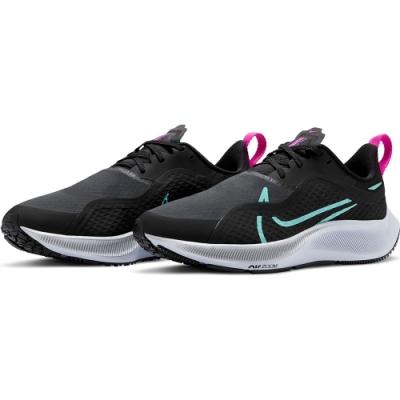 NIKE 慢跑鞋 緩震 訓練 健身 運動鞋 女鞋 黑 CQ8639003 WMNS AIR ZM PEGASUS 37 SHIELD