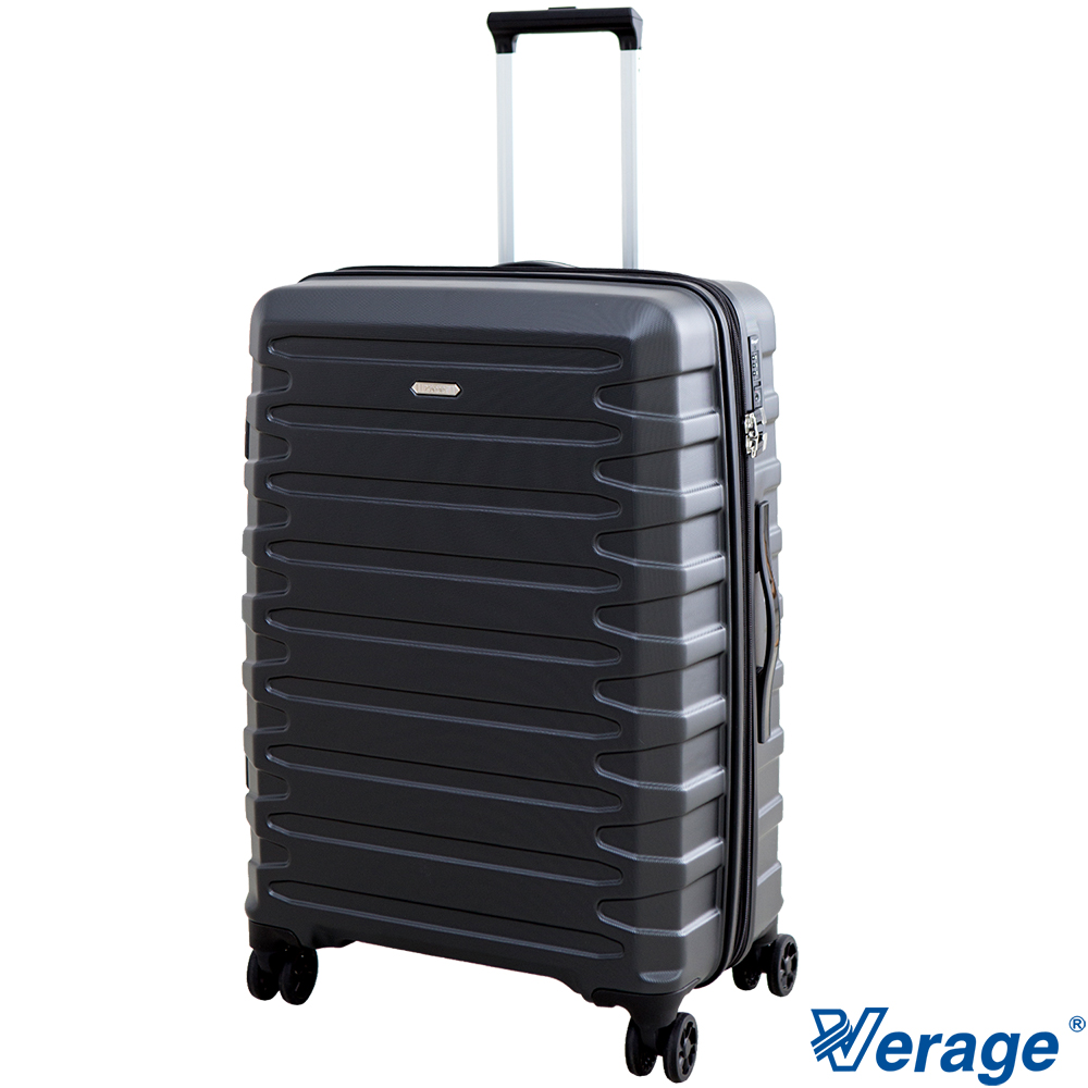 Verage 維麗杰 25吋璀璨輕旅系列行李箱(黑)