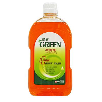 綠的GREEN 潔膚劑1000ml
