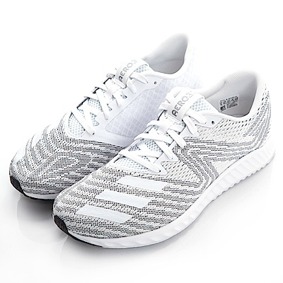 ADIDAS-AEROBOUNCE男慢跑鞋DA9916-白