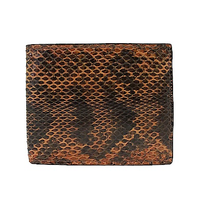 GUCCI Gucci 超級限量蟒蛇皮短夾