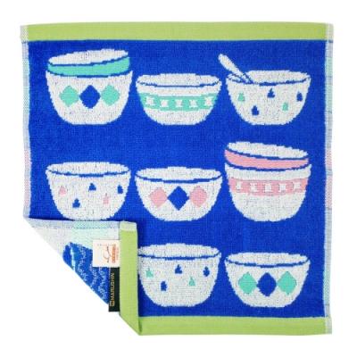 日本丸真 葡萄牙製創意北歐洗臉巾 陶瓷碗