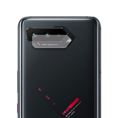o-one小螢膜  ASUS ROG PHONE 5 犀牛皮鏡頭保護貼 (一組兩入)