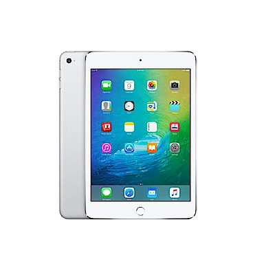 【APPLE原廠公司貨】iPad mini 4 Wi-Fi 128G 銀色