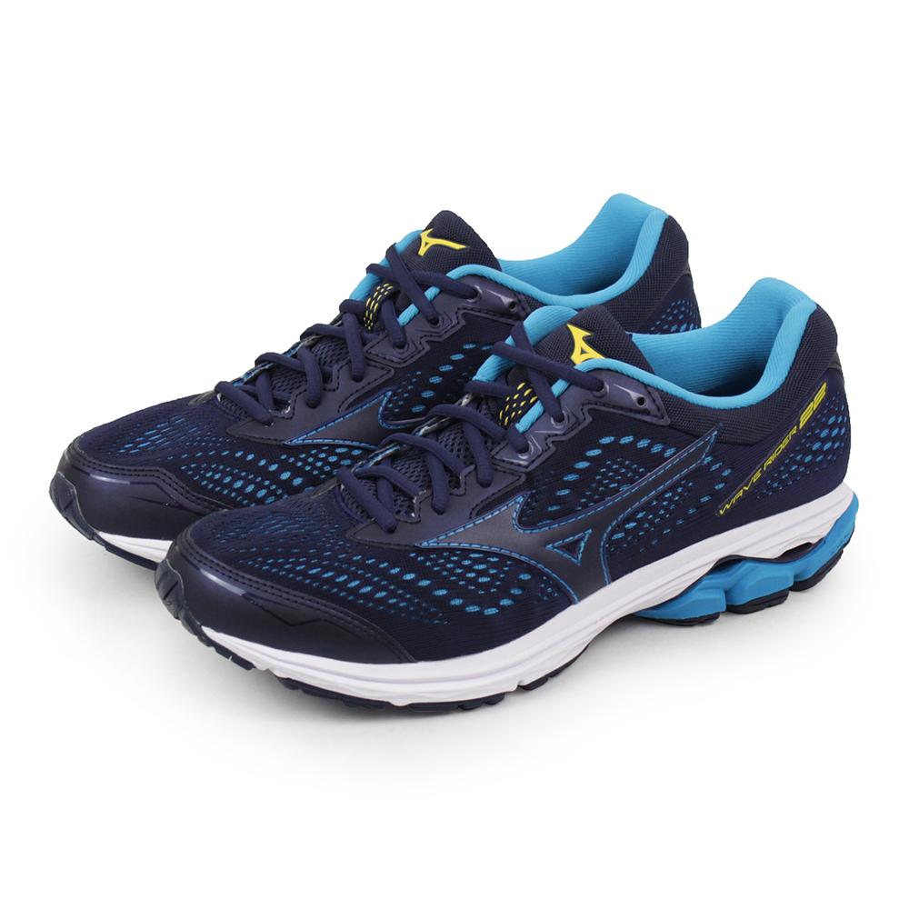 Mizuno 慢跑鞋 RIDER 男鞋