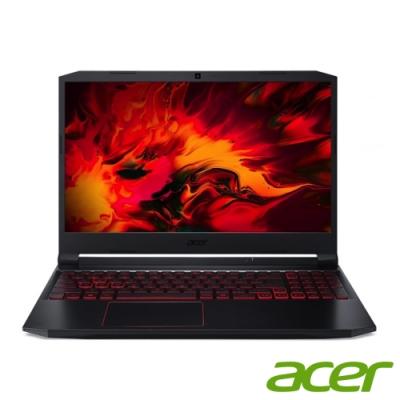 (升級24G,雙碟)Acer AN515-55-521N 15吋電競筆電(i5-10300H/GTX1650Ti/8G+16G/256G SSD+1TB HDD/Nitro 5/黑/特仕版)