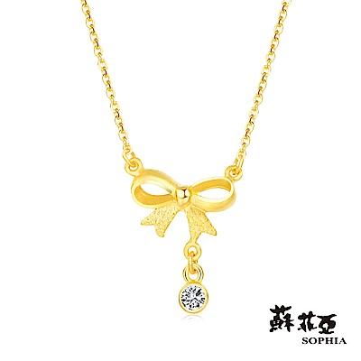 蘇菲亞SOPHIA - G LOVER系列摯愛黃金套鍊